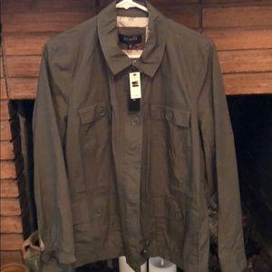 Talbots Forest green jacket